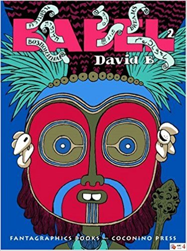 cover of Babel Vol. 2 by David B.