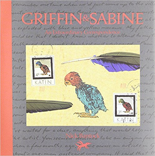 Cover of Griffin & Sabine An Extraordinary Correspondence by Nick Bantock