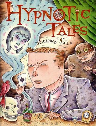 Cover of Hypnotic Tales by Richard Sala