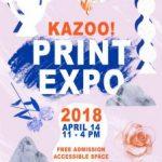 Kazoo! Print Expo