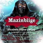 Mazinbiige Indigenous graphic novel collection