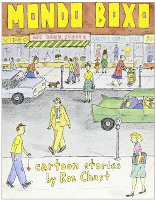 Cover of Mondo Boxo by Roz Chast