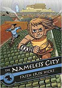 cover of The Nameless City