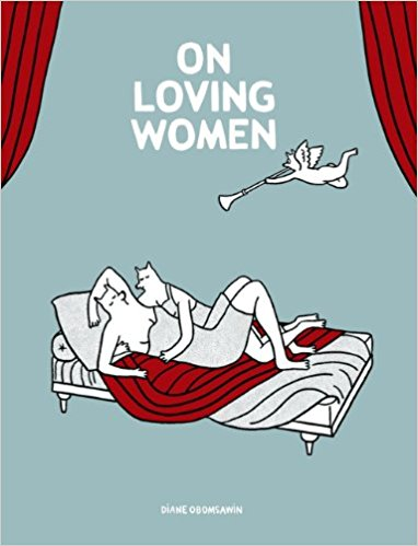 Cover of On Loving Women