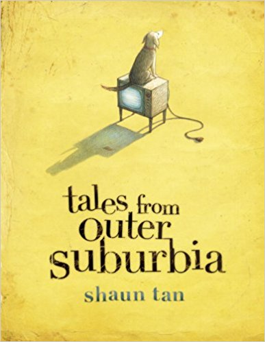 Cover of Tales from Outer Suburbia