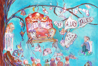 Cover of The Airy Tales by Olga Volozova