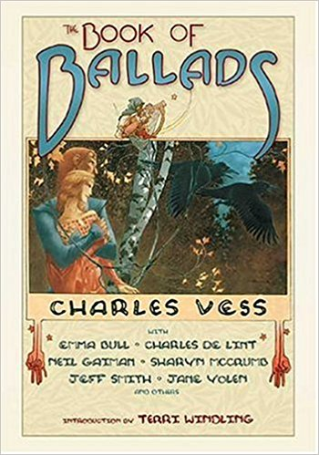 Cover of The Book of Ballads