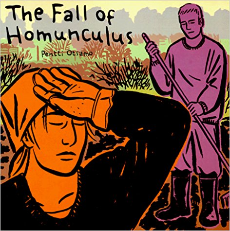 Cover of The Fall of Homunculus