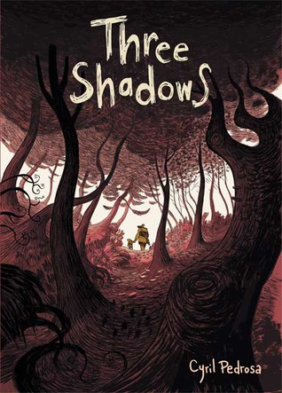 cover of Three Shadows by Cyril Pedrosa