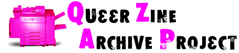 Queer Zine Archive Project