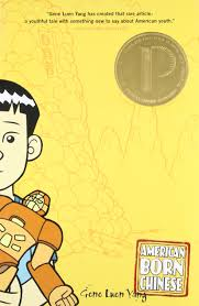 Cover of American Born Chinese by Gene Luen Yang