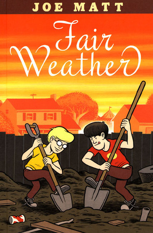 Cover of Fair Weather by Joe Matt