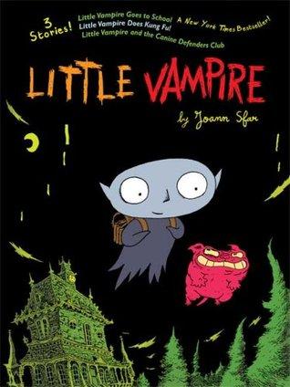 Cover of Little Vampire Vol 1 by Joann Sfar