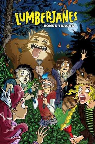 Cover of Lumberjanes by Shannon Watters, Grace Ellis, Noelle Stevenson, Brooklyn Allen
