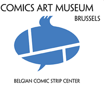 Comic Arts Museum Brussels