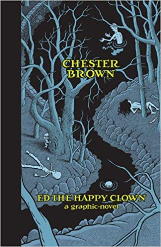 Cover of Ed the Happy Clown