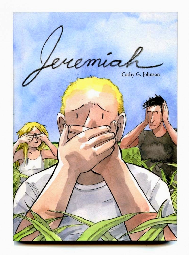 Cover of Jeremiah