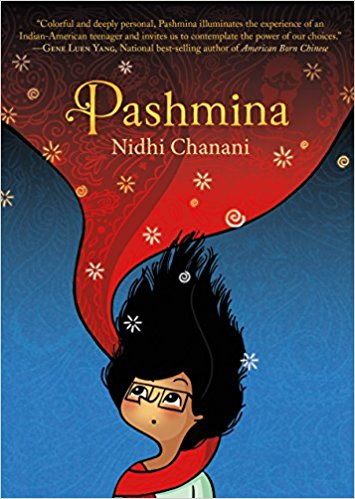 Cover of Pashmina