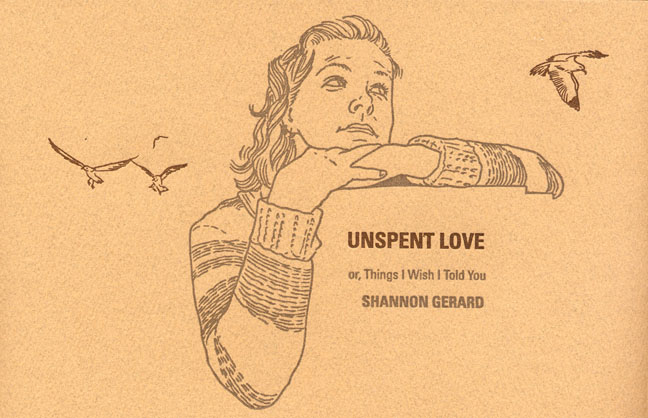 Cover of Unspent Love