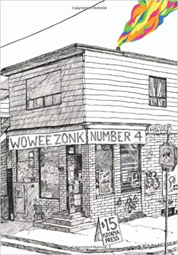 Cover of Wowee Zonk 4