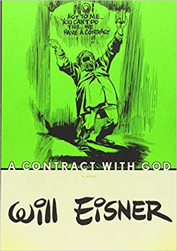 A Contract with God by Will Eisner