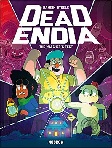 DeadEndia The Watcher's Test (Book 1)