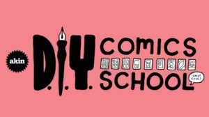 DIY-Comics-School Akin Collective