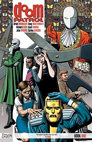 Doom Patrol Book One (1987-1995) by Grant Morrison