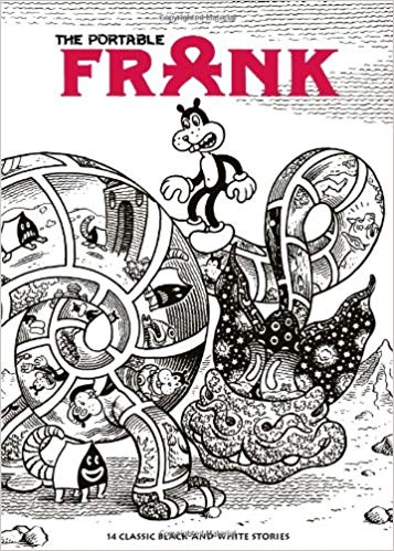 The Portable Frank by Jim Woodring