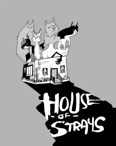 House of Strays by Gillian Blekkenhorst