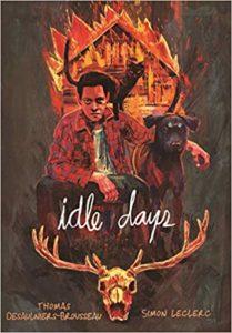 Idle Days by Thomas Desaulniers-Broisseau