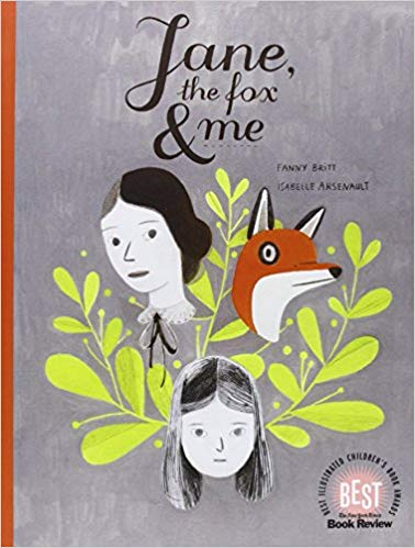 Jane, the Fox, and Me by Fanny Brittfix