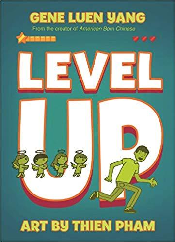 Level Up Gene Luen Yang