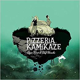 Pizzeria Kamikaze by Etgar Keret and Asaf Hanuka