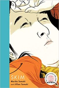 Skim by Mariko and Jillian Tamaki