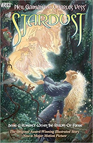 Stardust by Neil Gaiman and Charles Vess