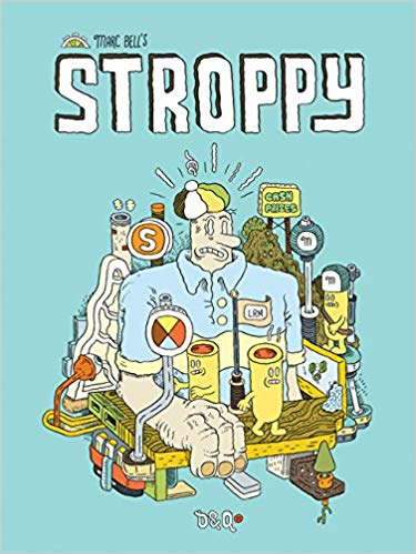 Stroppy by Marc Bell