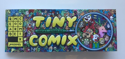 Tiny Comix Issue #1 by James Spencer, Robb Mirsky, and David Craig