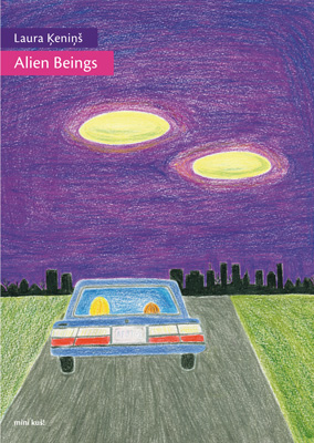 Alien Beings by Laura Kenins