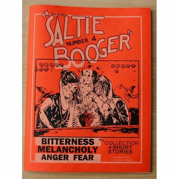 Saltie Booger Number 4 by Olive Booger