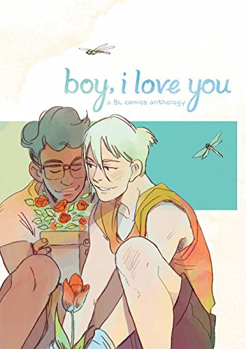 Boy, I love you- a BL comics anthology