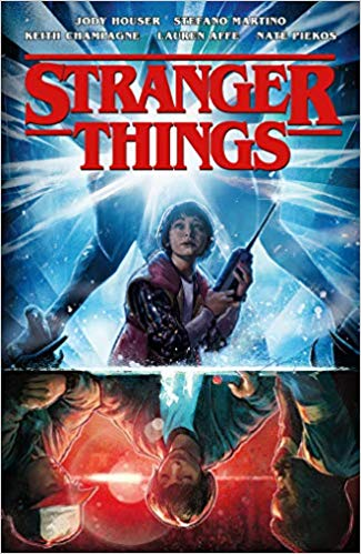 Stranger Things Chapter 1 by Jody Houser +