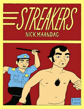 Streakers by Nick Maandag