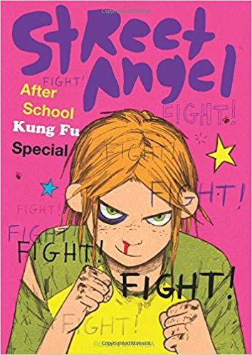 Street Angel- After School Kung Fu Special by Brian Maruca and Jim Rugg