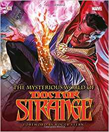 The Mysterious World of Doctor Strange by Billy Wrecks and Danny Graydon
