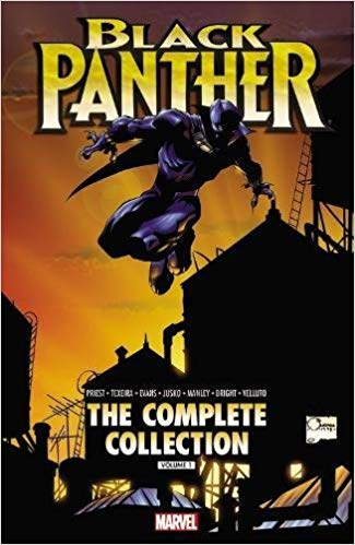 Black Panther The Complete Collection Volume 1 written by Christopher Priest