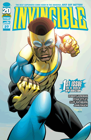 Invincible Issue 89 by Robert Kirkman, Ryan Ottley, Cliff Rathburn, John Rauch