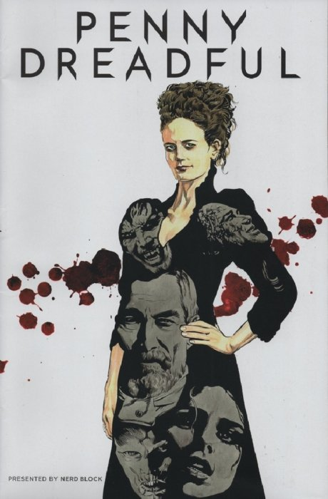Penny Dreadful Issue 2.1 by Chris King