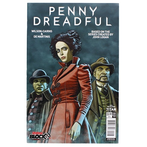 Penny Dreadful by Wilson-Cairns and De Martinis