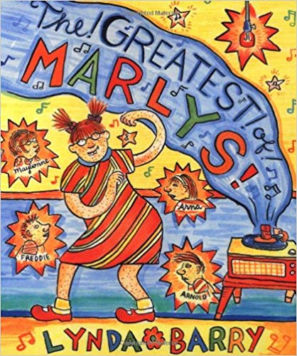 The Greatest of Marlys by Lynda Barry